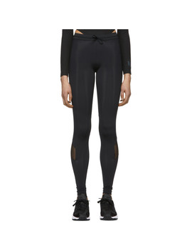Black New Classic Leggings by Y 3