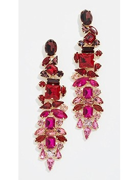 Ruby Drop Earrings by Stella + Ruby