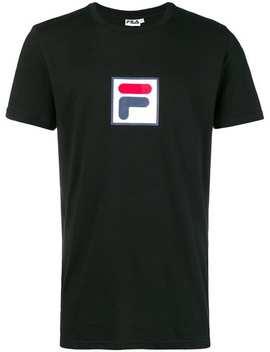 Printed Logo T Shirt by Fila