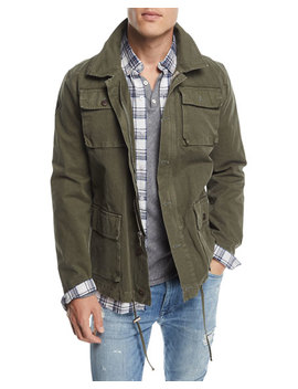 Joes Jeans Mens Tribe Twill Army Jacket by Joe's Jeans