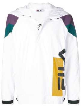 Hooded Sport Jacket by Fila