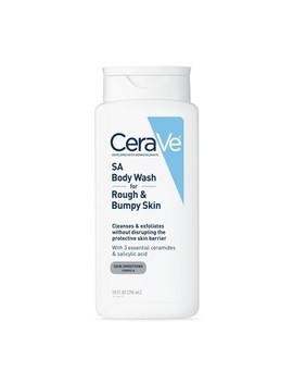 Cera Ve Salicylic Acid Body Wash For Rough And Bumpy Skin   10oz by Cera Ve
