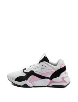 Womens Puma Nova '90s Athletic Shoe by Puma