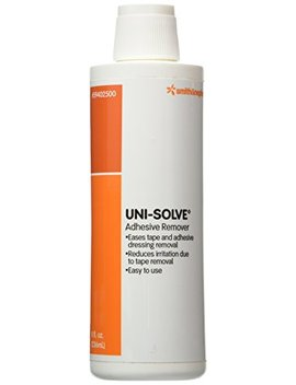Uni Solve Adhesive Remover 8 Ounce Bottle by Uni Solve