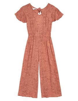 Issie Crop Jumpsuit by O'neill