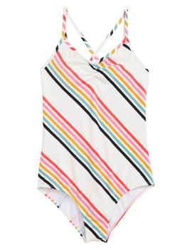 Seeing Rainbows One Piece Swimsuit by Billabong