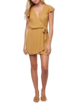 Maureen Wrap Dress by O'neill