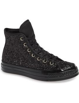 Chuck Taylor® All Star® Glitter High Top Sneaker by Converse