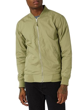 Classic Bomber Jacket by Topman