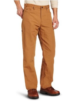 Dickies Men's Relaxed Fit Straight Leg Duck Carpenter Jean by Dickies