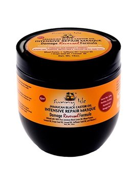 Sunny Isle Jamaican Black Castor Oil Intensive Repair Masque by Sunny Isle