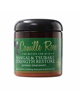 Camille Rose Naturals Nangai & Tsubaki Strength Restore Protein Treatment by Camille Rose Naturals