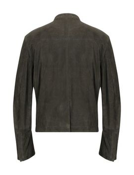 Haider Ackermann Leather Jacket   Coats & Jackets by Haider Ackermann