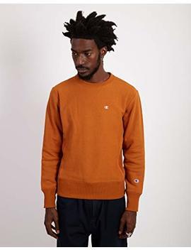 Champion Reverse Weave Crewneck Sweatshirt, Felpa Uomo by Champion Reverse Weave