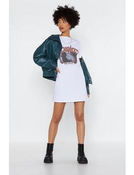 Red Rock '67 Graphic Tee Dress by Nasty Gal