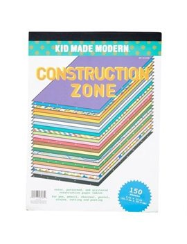 Construction Zone Paper Pad by Kid Made Modern