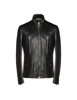 Yes London Leather Jacket   Coats And Jackets by Yes London