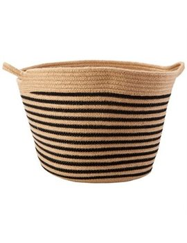 Striped Rope Basket – Small by Indigo
