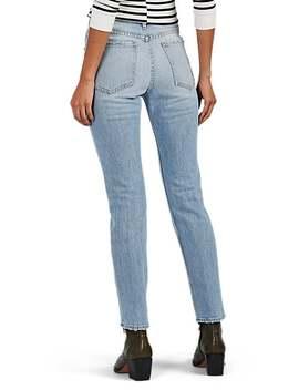 Le Sylvie Slender Straight Jeans by Frame