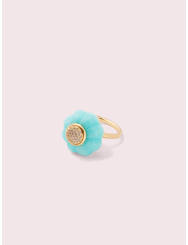 Confection Pave Cake Ring by Kate Spade