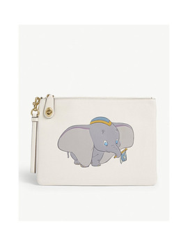 Disney Dumbo Leather Pouch by Coach