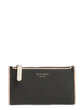 Sam Leather Bifold Wallet by Kate Spade New York