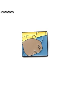 p2596-dongmanli-arthurs-fist-metal-enamel-pins-and-brooches-for-women-men-lapel-pin-backpack-badge-gifts by dongmanli