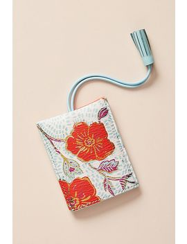 Elodie Luggage Tag by Anthropologie