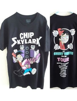 The Fairly Odd Parents Chip Skylark My Shiny Teeth And Me Concert Tour Shirt M by Boxlunch