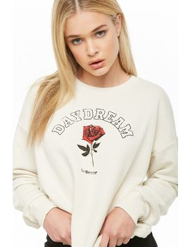 Daydream Believer Graphic Sweatshirt by Forever 21