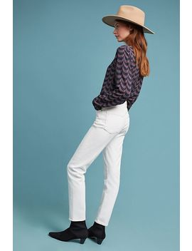 Citizens Of Humanity Harlow High Rise Straight Petite Jeans by Citizens Of Humanity