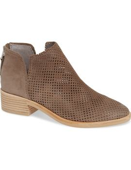 Tauris Perforated Bootie by Dolce Vita