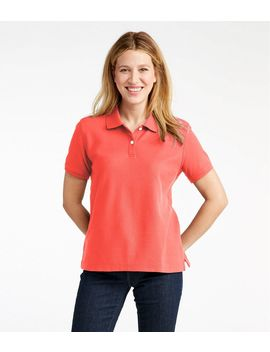Premium Double L® Polo, Relaxed Fit by L.L.Bean
