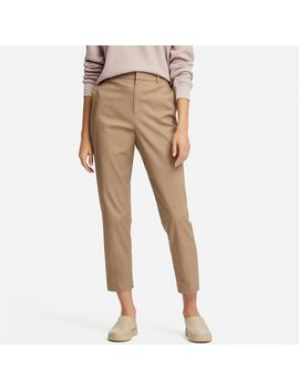 Ezy Chino Ankle Pants by Uniqlo