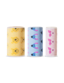 Etude House   Happy With Piglet Hair Roll 3pcs by Etude House