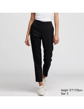 Ezy Ankle Pants by Uniqlo