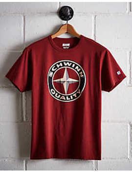 Tailgate Men's Schwinn Quality T Shirt by American Eagle Outfitters