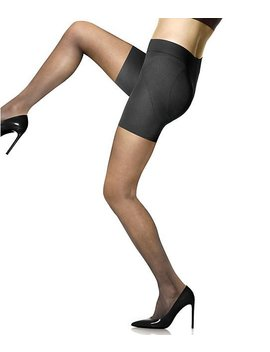 Sheer Shaping Tights by Hue