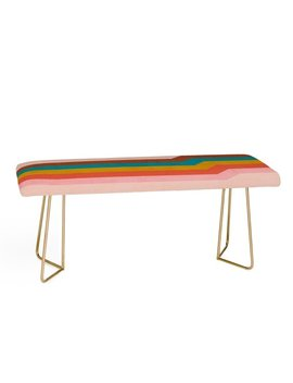 Holli Zollinger Aazura Bench by Deny Designs