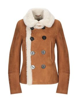 Dsquared2 Double Breasted Pea Coat   Coats & Jackets by Dsquared2