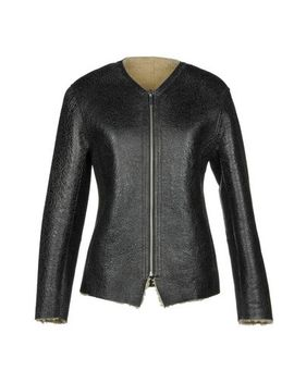 Isabel Marant Étoile Leather Jacket   Coats & Jackets by Isabel Marant Étoile