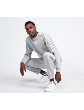 Radkin Crewneck Sweatshirt   Grey Heather by Adidas Originals