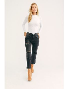 Lita Slim Leg Jeans by Free People