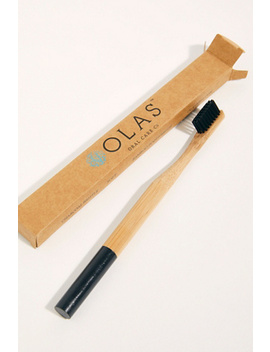 Olas Bamboo Toothbrush by Free People