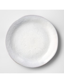 "Cravings By Chrissy Teigen 11.25"" Stoneware Dinner Plate White by Shop This Collection"