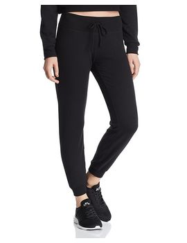 Lounge Around Fleece Jogger Pants by Beyond Yoga