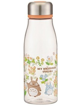 Skater My Neighbor Totoro Stylish Blow Bottle Totoro & Flowers Pty5 From Japan by Skater
