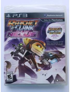 Ratchet And & Clank: Into The Nexus (Sony Play Station 3, Ps3) New, Sealed by Ebay Seller