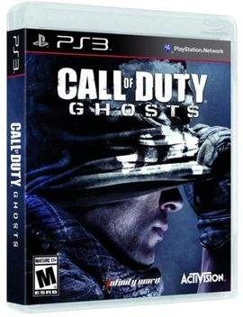 Call Of Duty: Ghosts Ps3 Play Station 3 [Brand New] by Ebay Seller