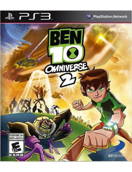 Ben 10: Omniverse 2 (Sony Play Station 3, 2013) Factory Sealed Free Shipping by Ebay Seller